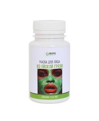 Грязь Ейская лечебная сульфидно-иловая — маска для лица