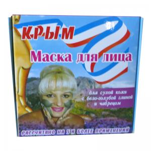маска для лица с чабрецом