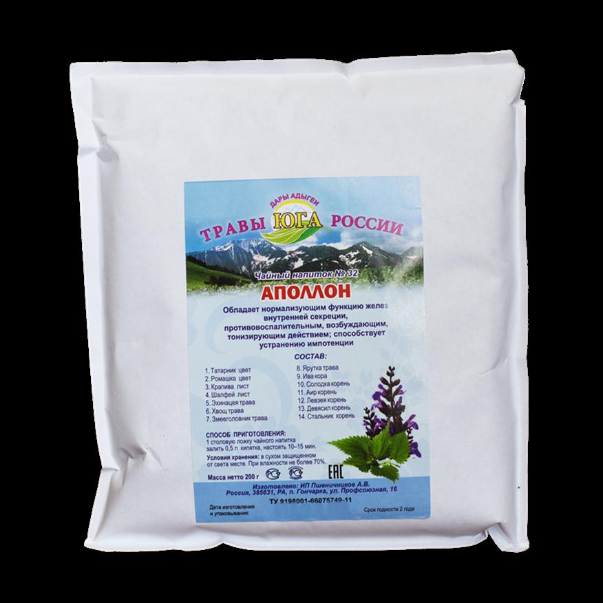 Травы для повышения потенции список лечебных трав