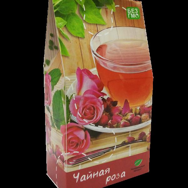 Черный чай «Ð§Ð°Ð¹Ð½Ð°Ñ роза»