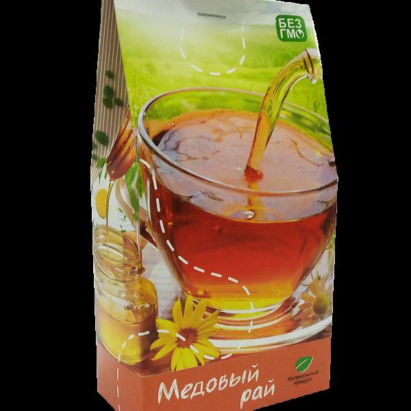 Черный чай «ÐœÐµÐ´Ð¾Ð²Ñ‹Ð¹ рай»