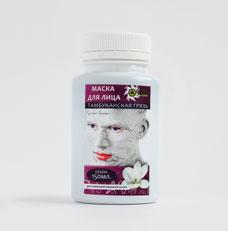 """Тамбуканская маска для лица «Ð""""ля комбинированной кожи»"""