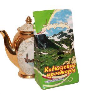 Кавказские просторы