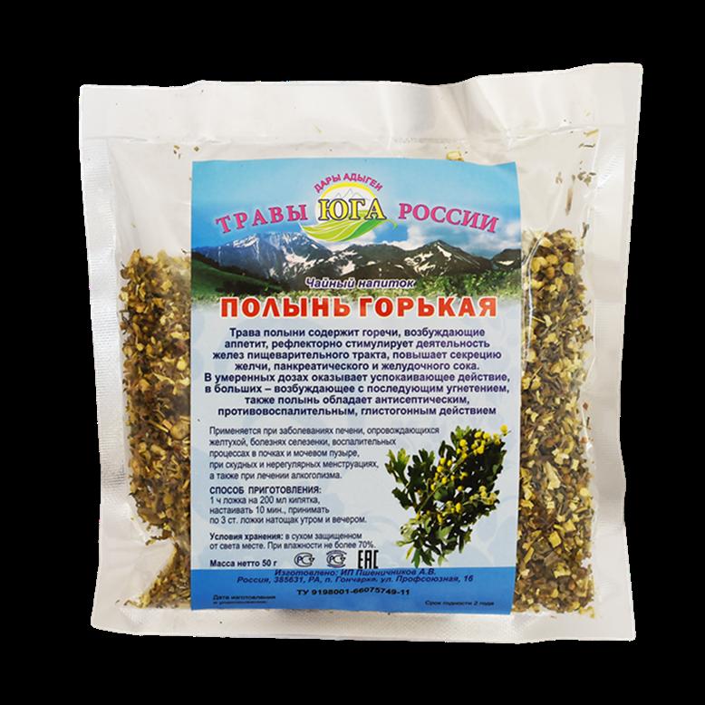 Полынь горькая (трава) - Лекарственные Травы